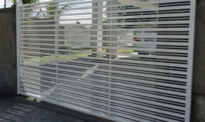 MagicDoor Bali - Alumínio - Porta basculante