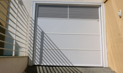 MagicDoor Santorini - Alumínio - Porta basculante