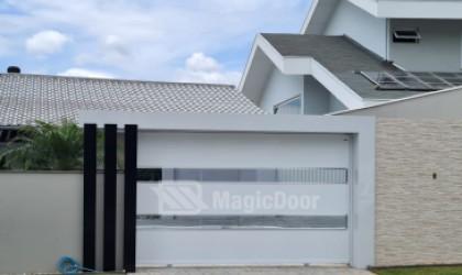 MagicDoor - Moldura para portão